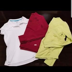 Girls LOT of 3! Athleta, 7 for All Mankind